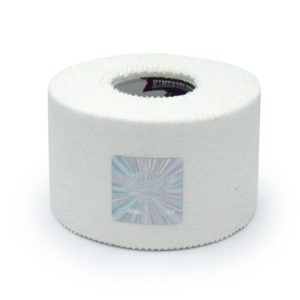 Rockford Kinesiology Zinc Oxide SPORTS Tape- Ultra Resistant - Color White