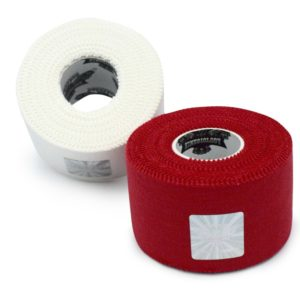 SPORTS Tape by Rockford Kinesiology - Ultra Resistant - Color Red - 3.8 cm x 10 m